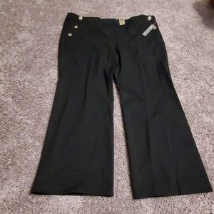 Size 18 petite trousers from loft.